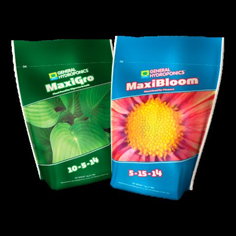 Maxi Series (NPK) Hydroponic System Hydro Fertilizer