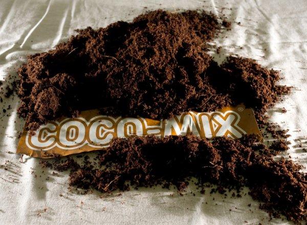 Organic CoCo Mix 50L 'مبيدات سماد التربة عضوية