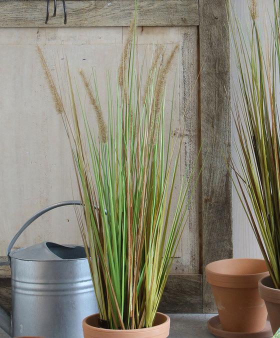 Plume Grass Green L 'Artificial Plants Grass