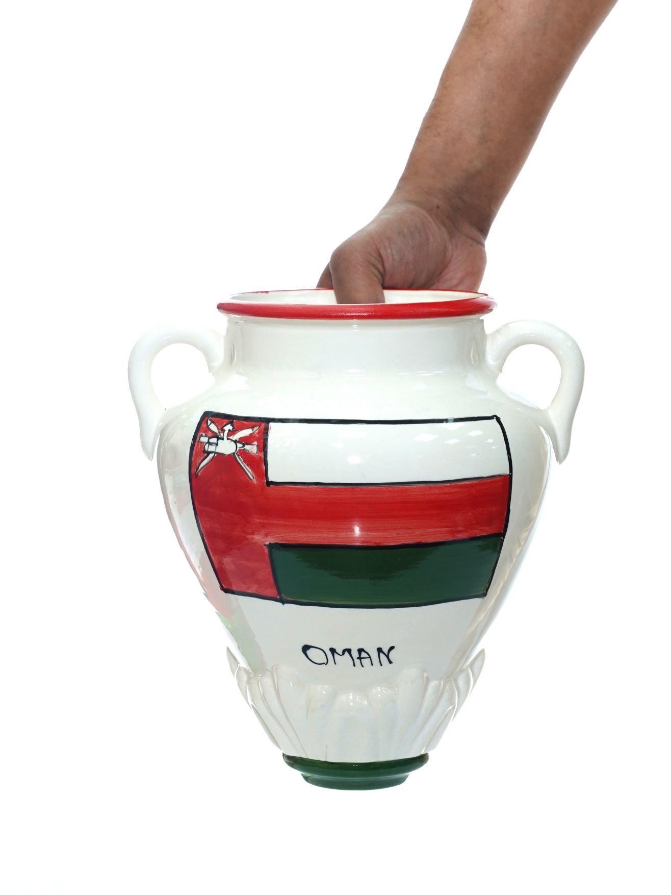 Wall Pot N1 Pots & Vases Ceramic Pots