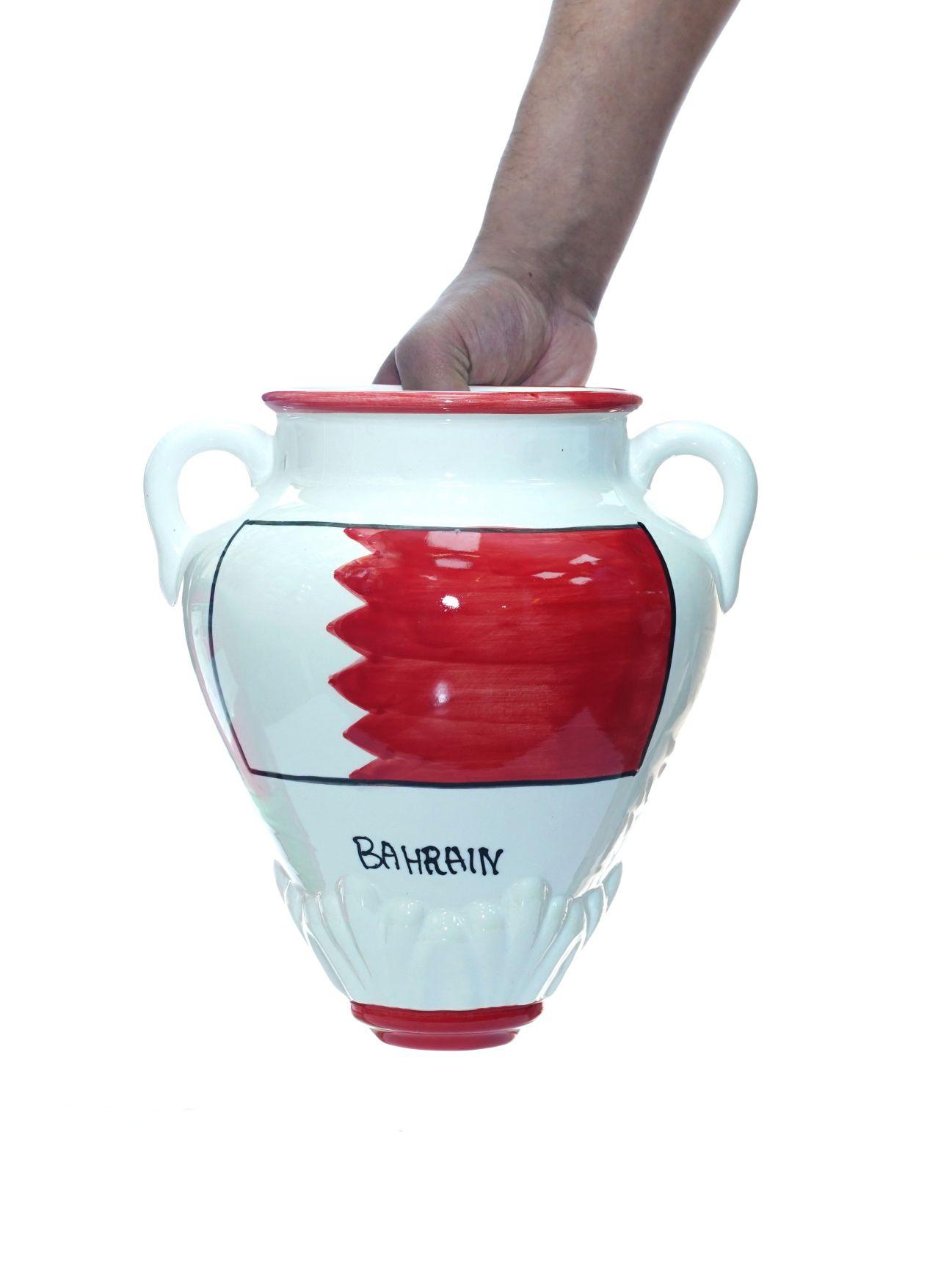 Wall Pot N1 'Pots & Vases Ceramic Pots