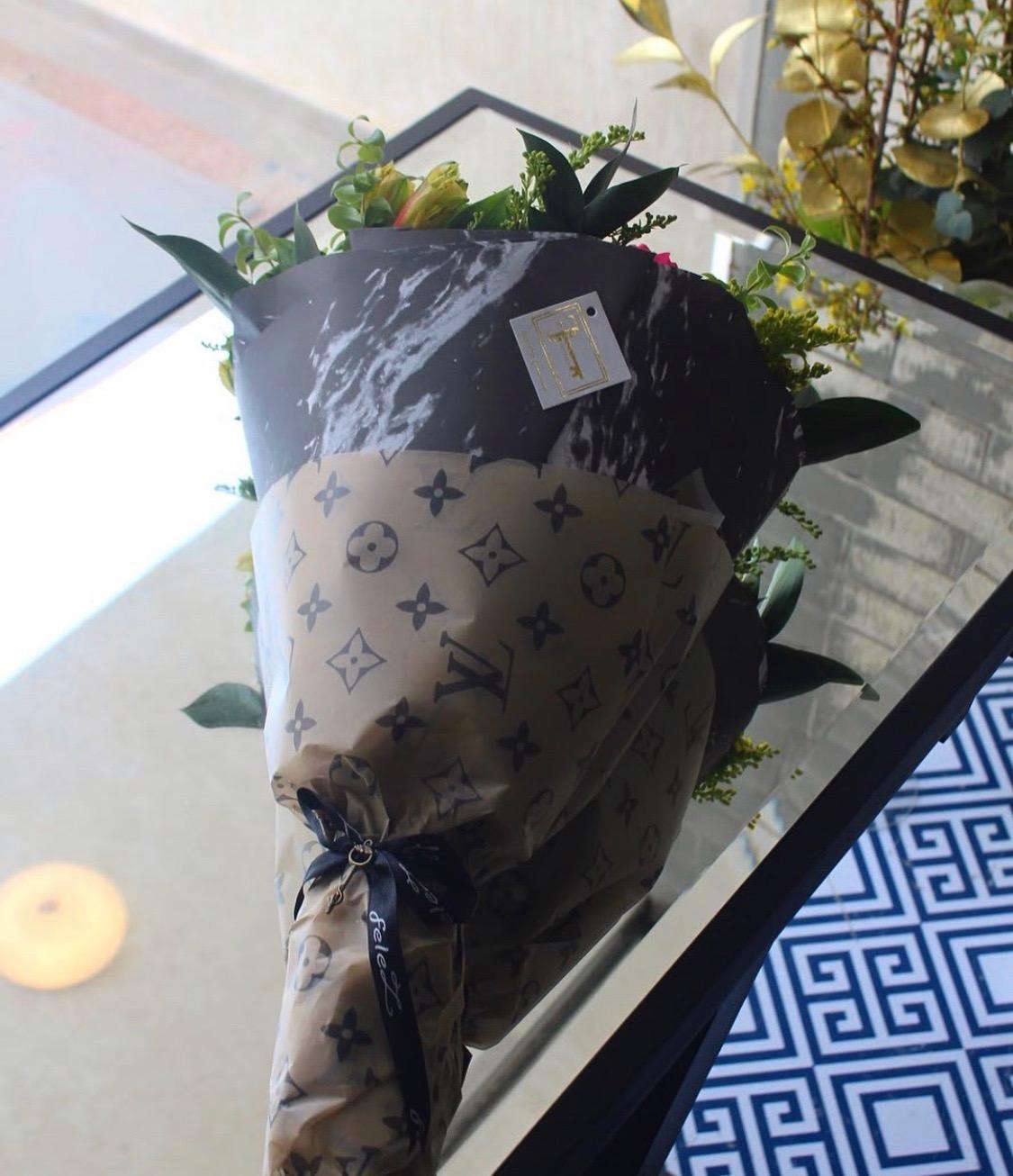 ال ڤي بوكيه 'باقة زهور باقة زهور