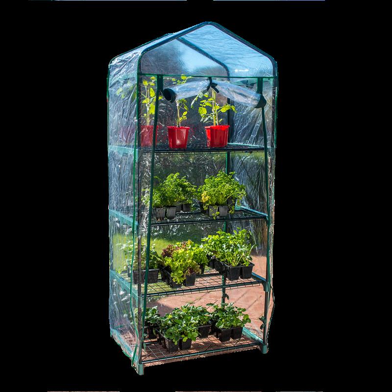 MINI GREENHOUSE (indoor) Garden Decoration Accessories