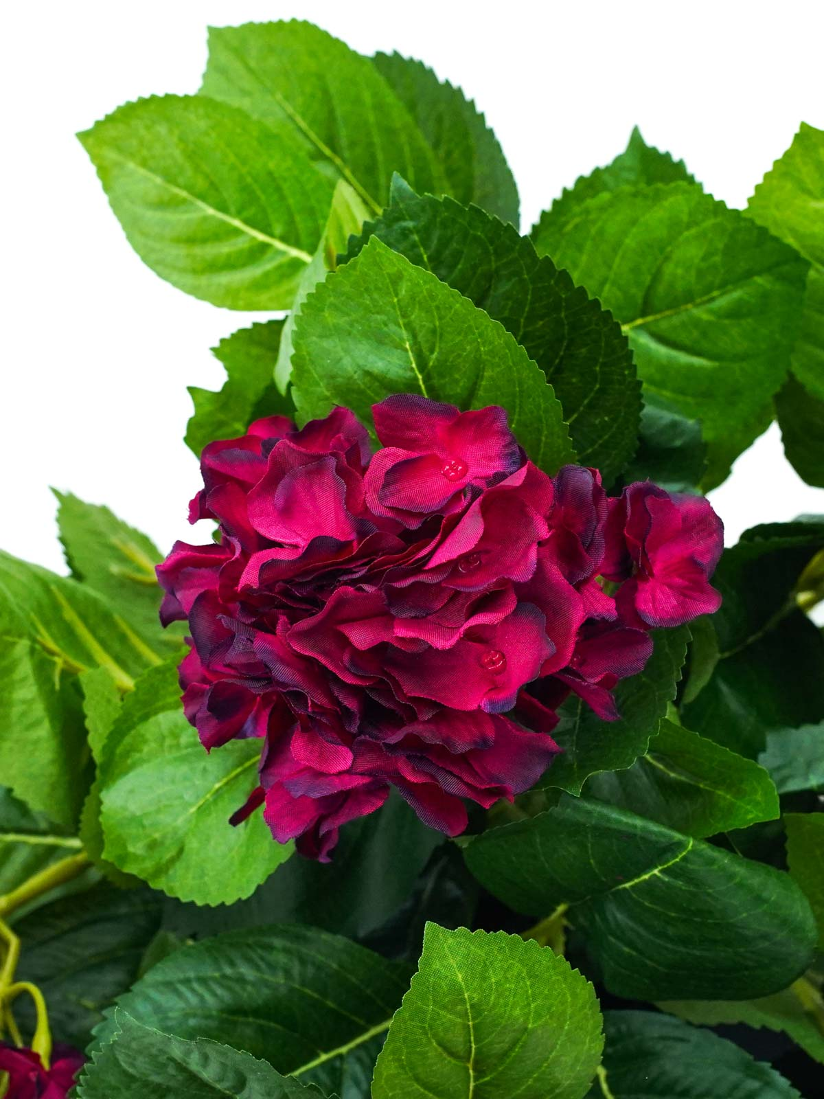 Hydrangea (purple) Artificial Plants Flower