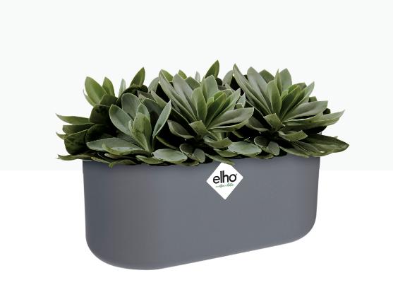 B.For Soft Duo 27cm Black 'Pots & Vases Plastic Pots