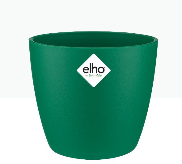 Brussels Round Mini Pot - Green 'Pots & Vases Plastic Pots