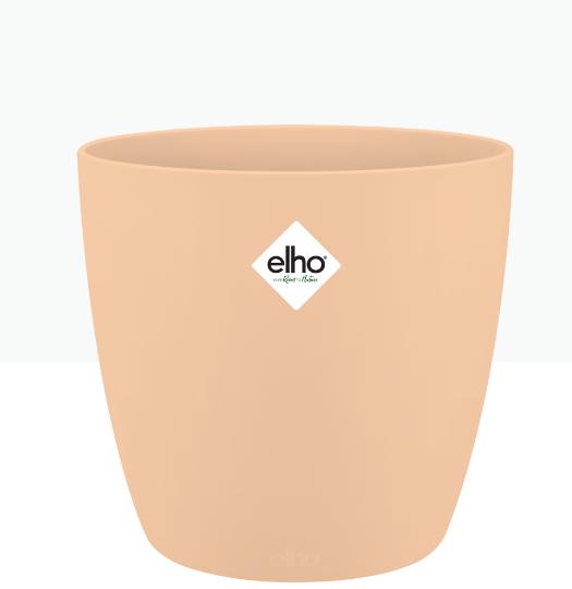 Brussels Round Pot - Light Pink 'Pots & Vases Plastic Pots