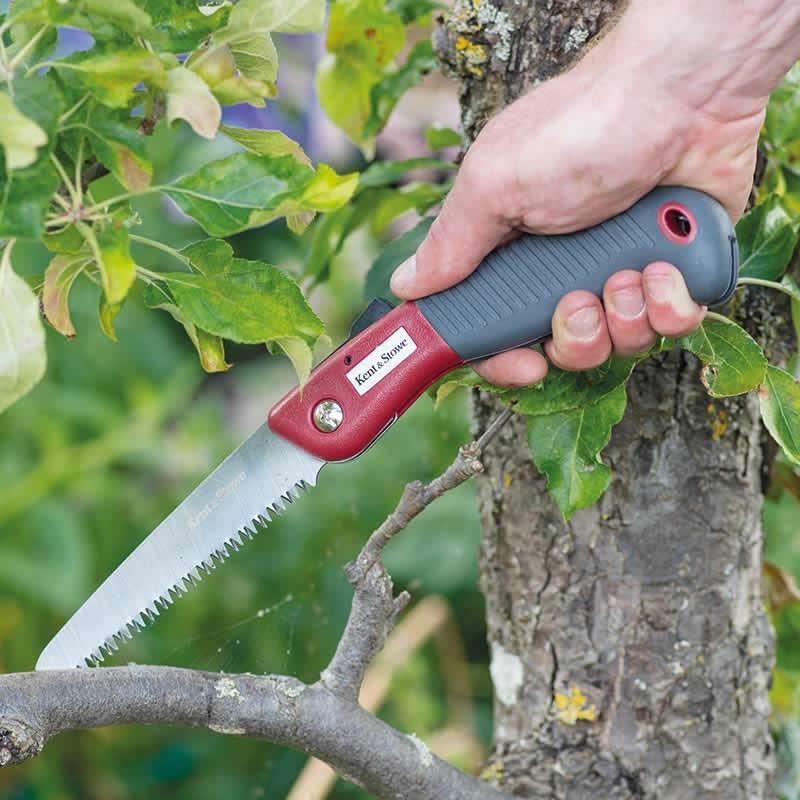 KS Turbo Folding Saw Gardening Accessories Hand Tools
