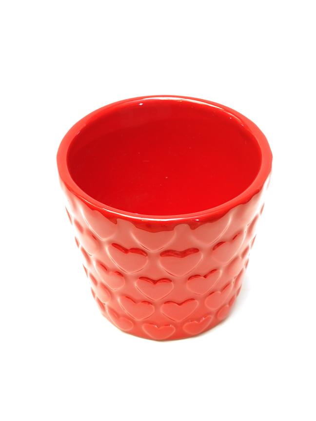 Mixed Cactus Pot 'Pots & Vases Ceramic Pots