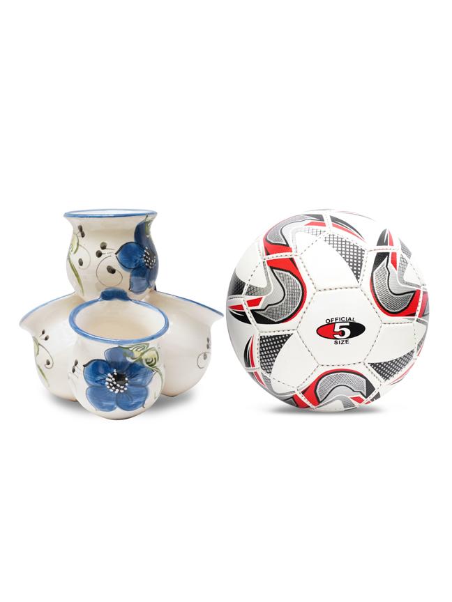 Multiple Flower Pot 'Pots & Vases Ceramic Pots