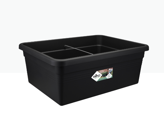 Green Basics Movable Garden Black 'Pots & Vases Plastic Pots