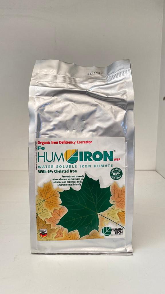 HUMIRON WSP-6 'Soil Fertilizer Pesticide Leaf Care