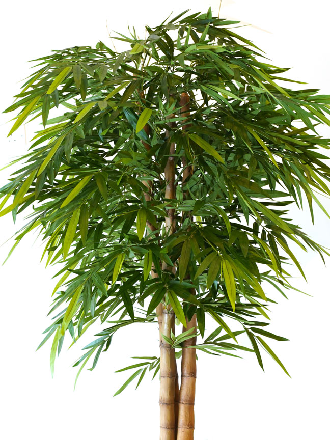 New Bamboo Buddha Tree Artificial Plants Trees
