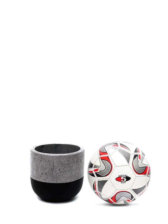 BTM Pot Black (20) Pots & Vases Concrete pots