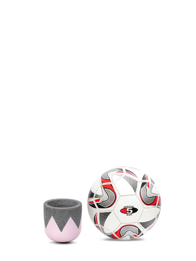 Wave Pink (12cm) 'Pots & Vases Concrete pots
