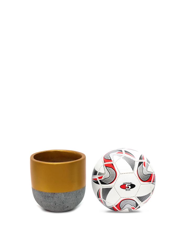 Top Pot Gold (20) 'Pots & Vases Concrete pots