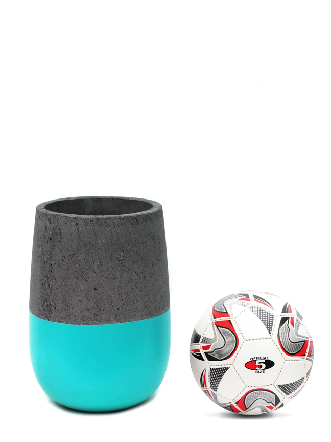 Tall Mint (green) 'Pots & Vases Concrete pots