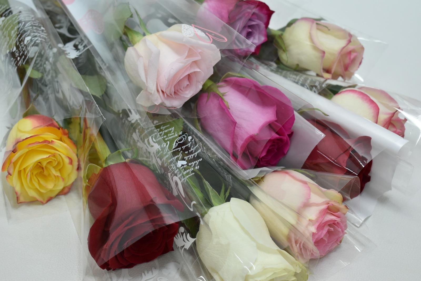 مجموعة من الورد المنوع 'باقة زهور باقة زهور
