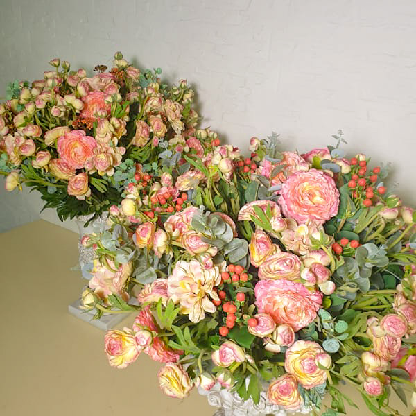 Artificial Flowers 14 Artificial Plants Flower