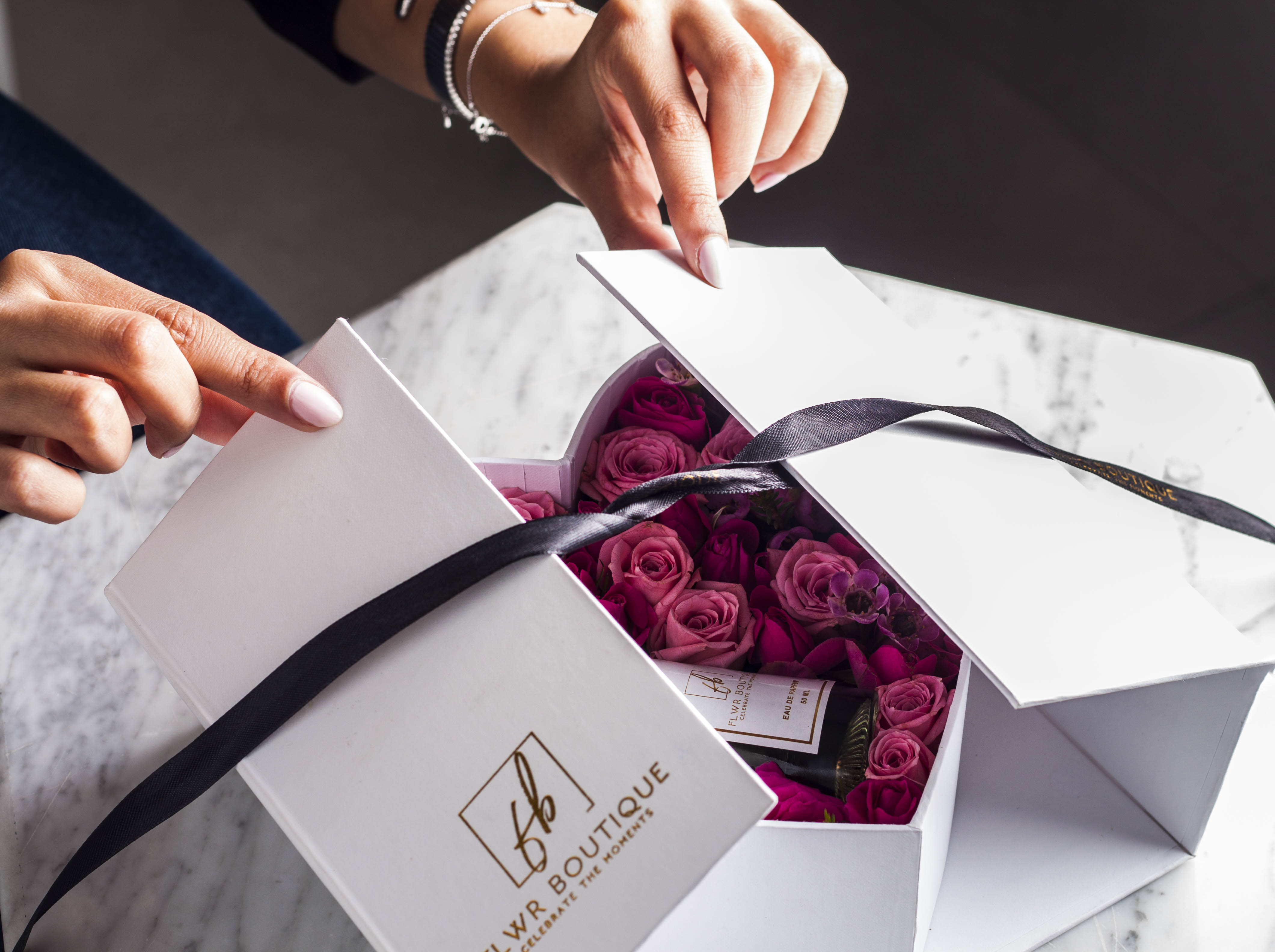 Aghla Habiba box - perfume Shopping