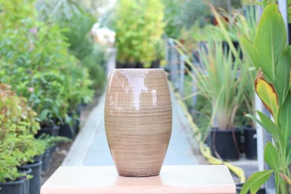 Cresta Caramel Pot Pots & Vases