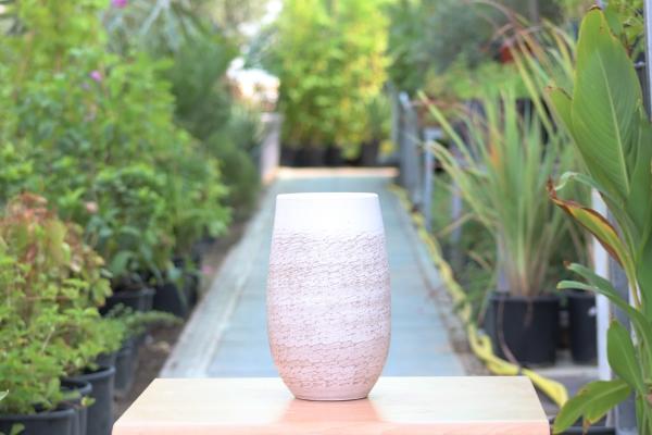 Merin Sand Hoog Pot Pots & Vases