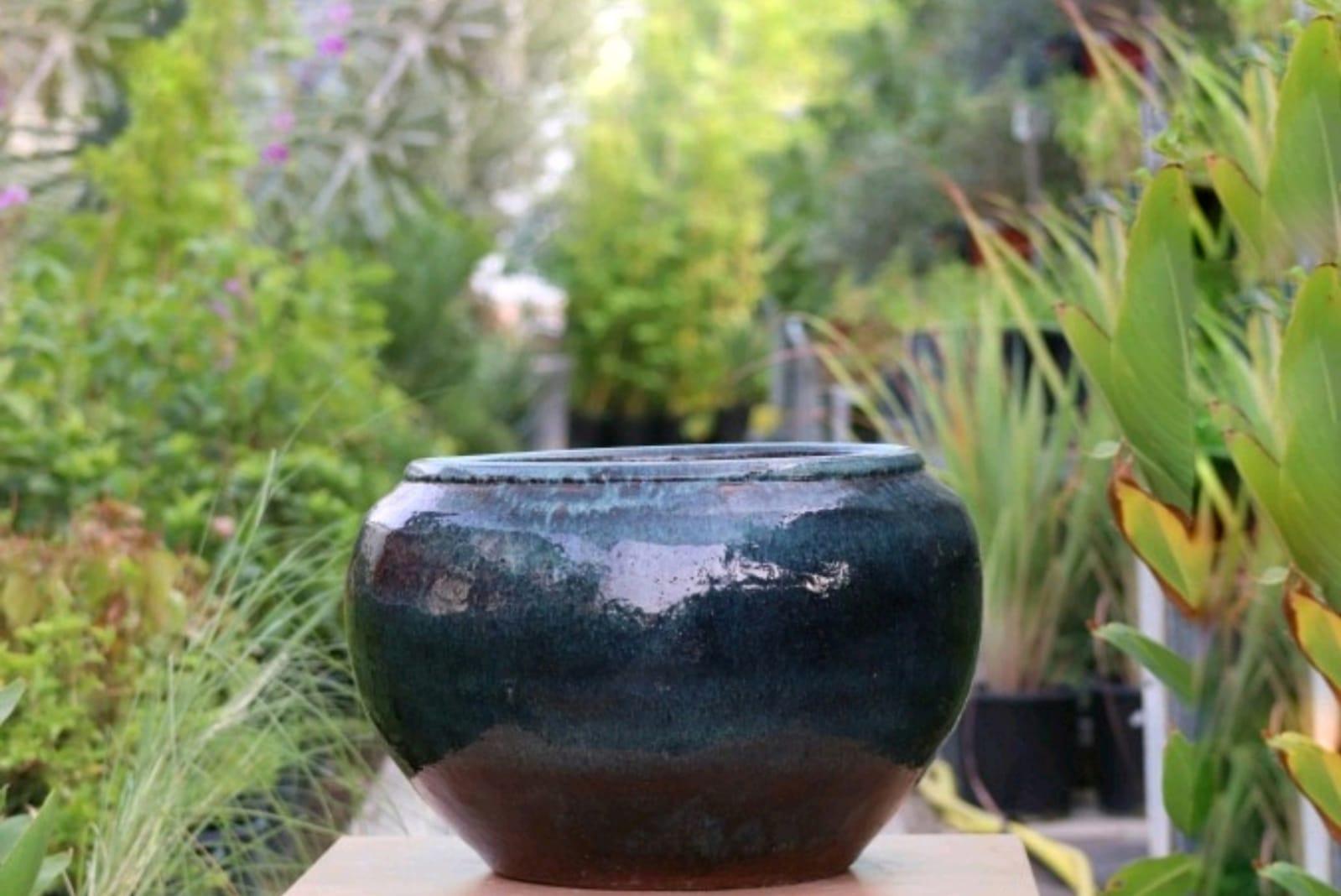 Romee Ocean Vase Pots & Vases