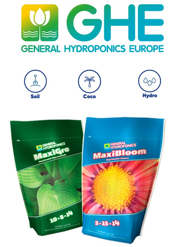Maxi Series (NPK) Hydroponic System
