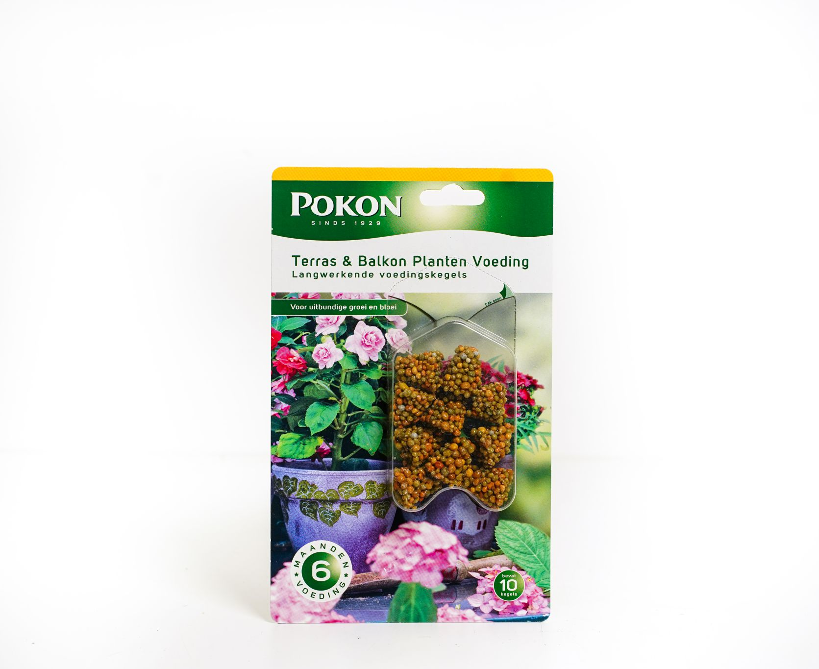 Pokon Terrace&Balcony Fertilizer Soil Fertilizer Pesticide