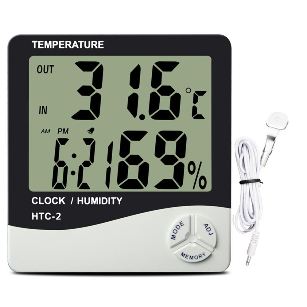 مقياس لدرجة الحرارة والرطوبة - كبير اكسسوارات للزراعة