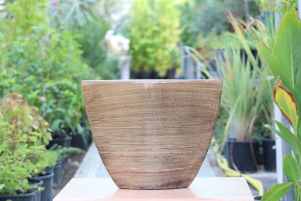 Planter Cresta caramel Pots & Vases