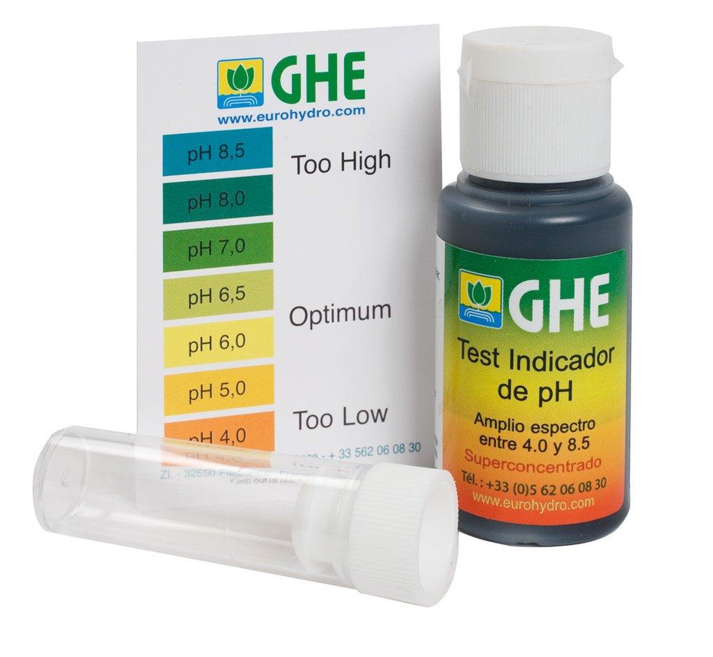 عدة اختبار الPH أدوات قياس