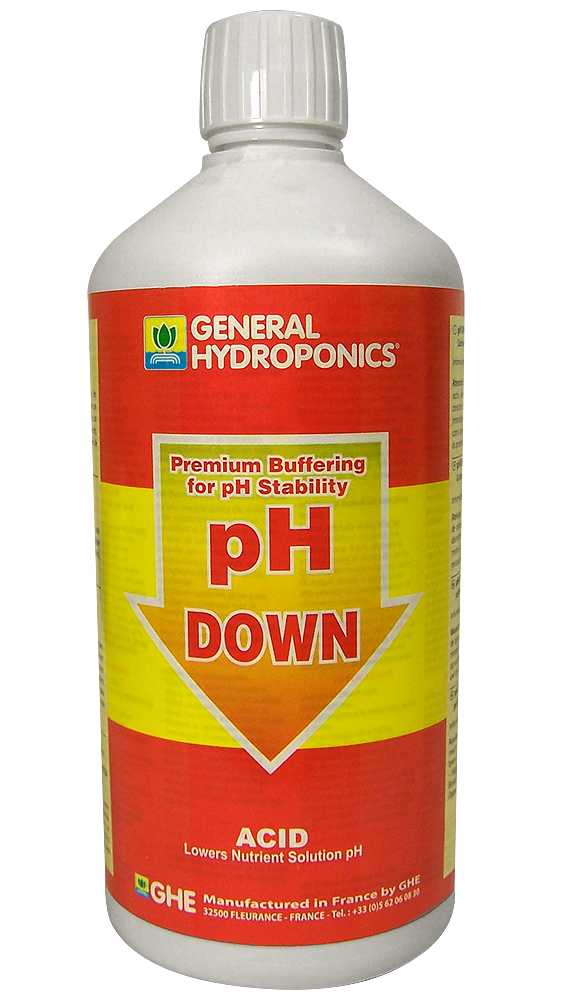 PH Down 500ML Measuring Instruments PH Calibration