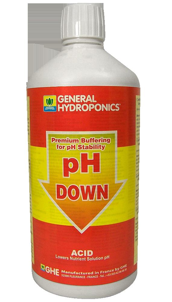 PH Down 500ML Measuring Instruments