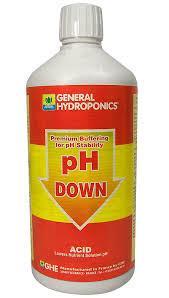 PH Down 1L Measuring Instruments