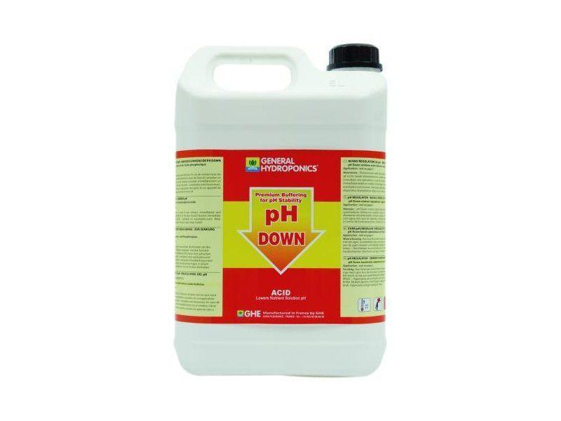 PH Down 5L Measuring Instruments