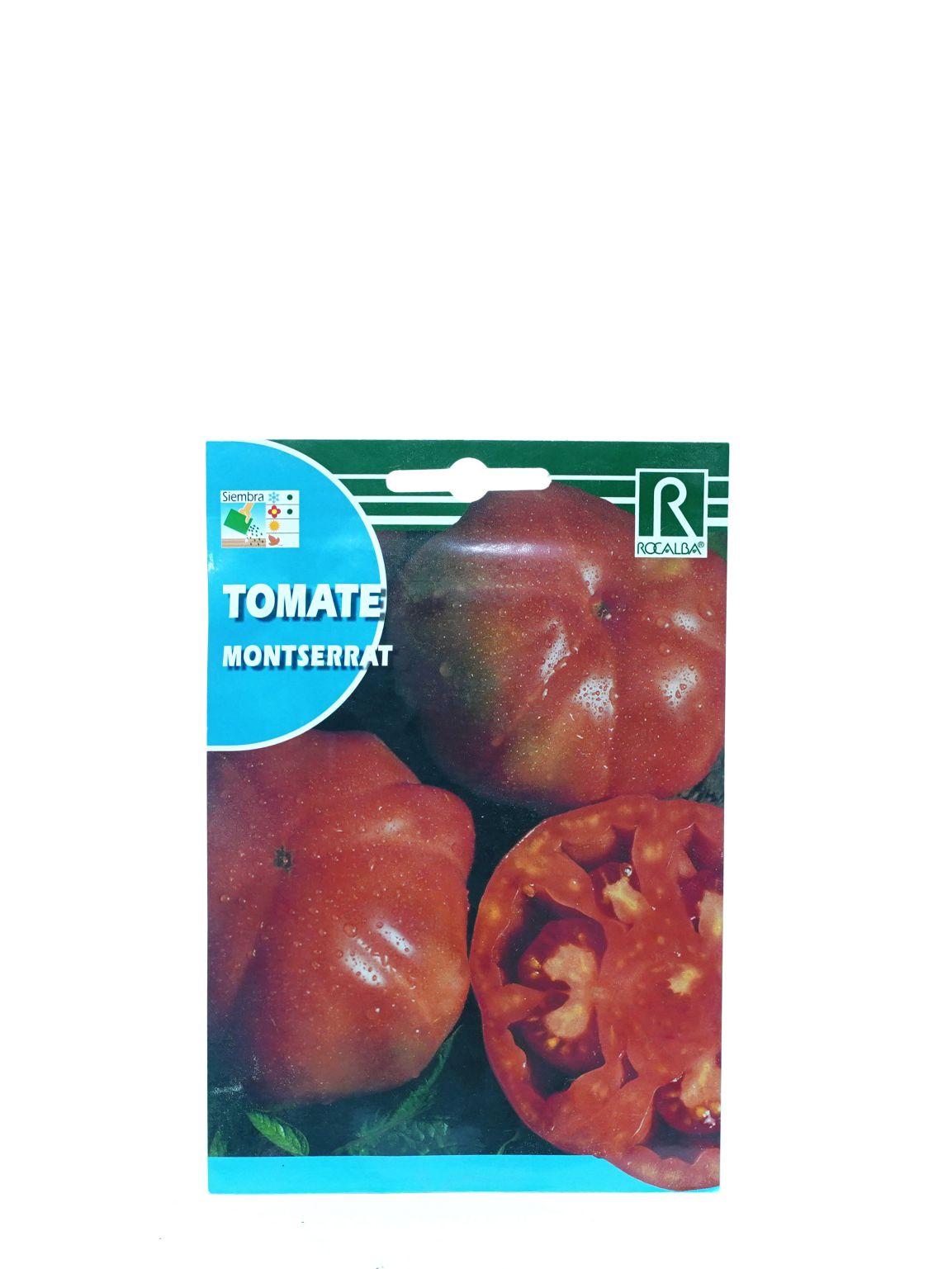 الطماطم مونتسيرات 'بذور'