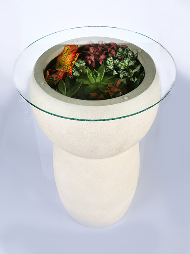 Terrarium Table Garden Furniture