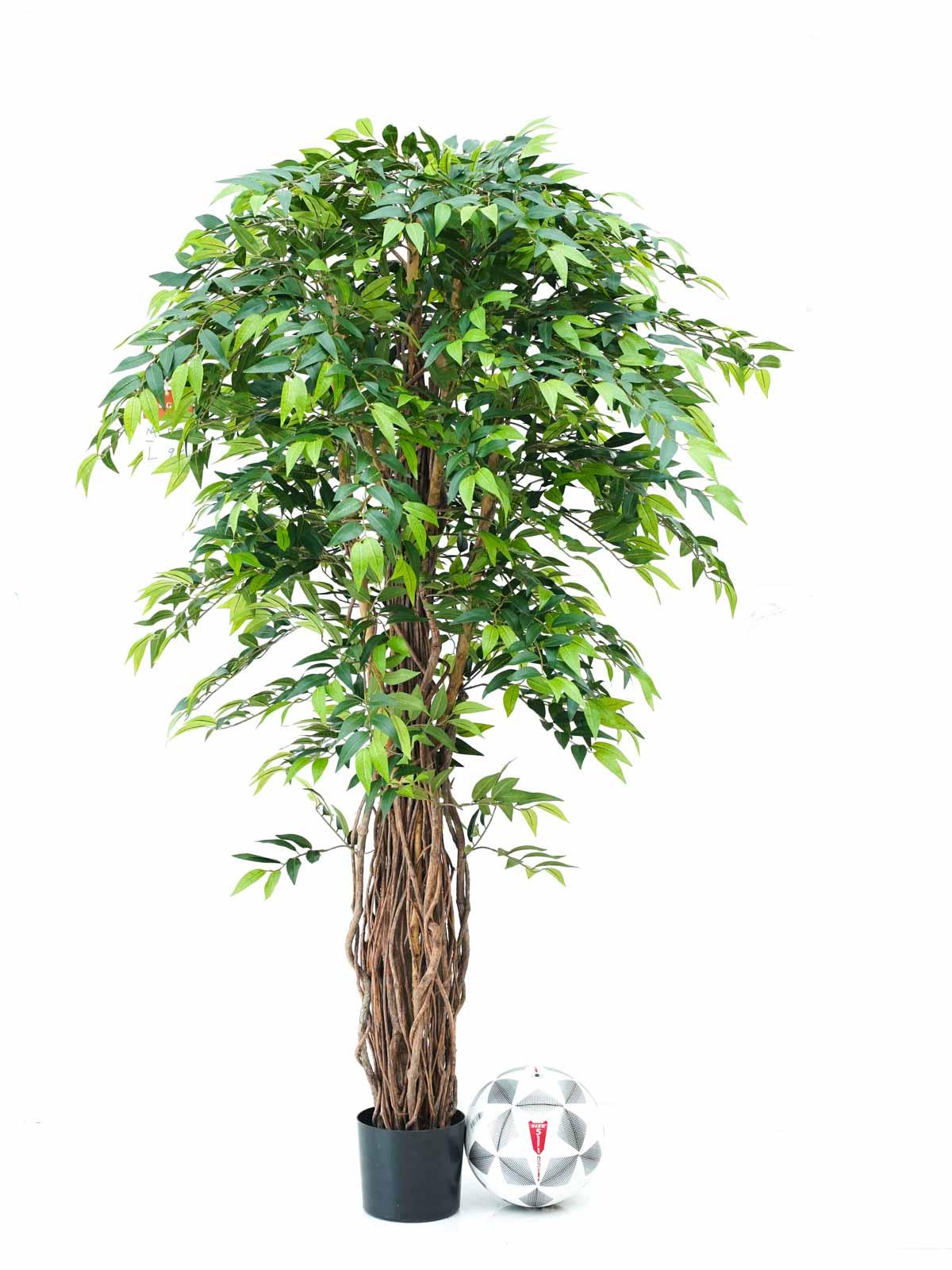 France Ficus Lion Liana Tree Large Artificial Plants