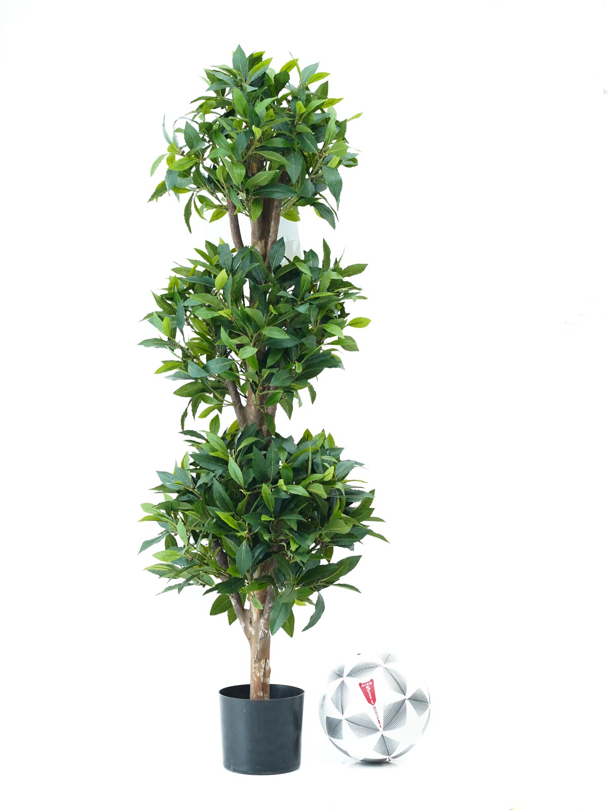 Sweet Bay Ball tree 4 Large Artificial Plants