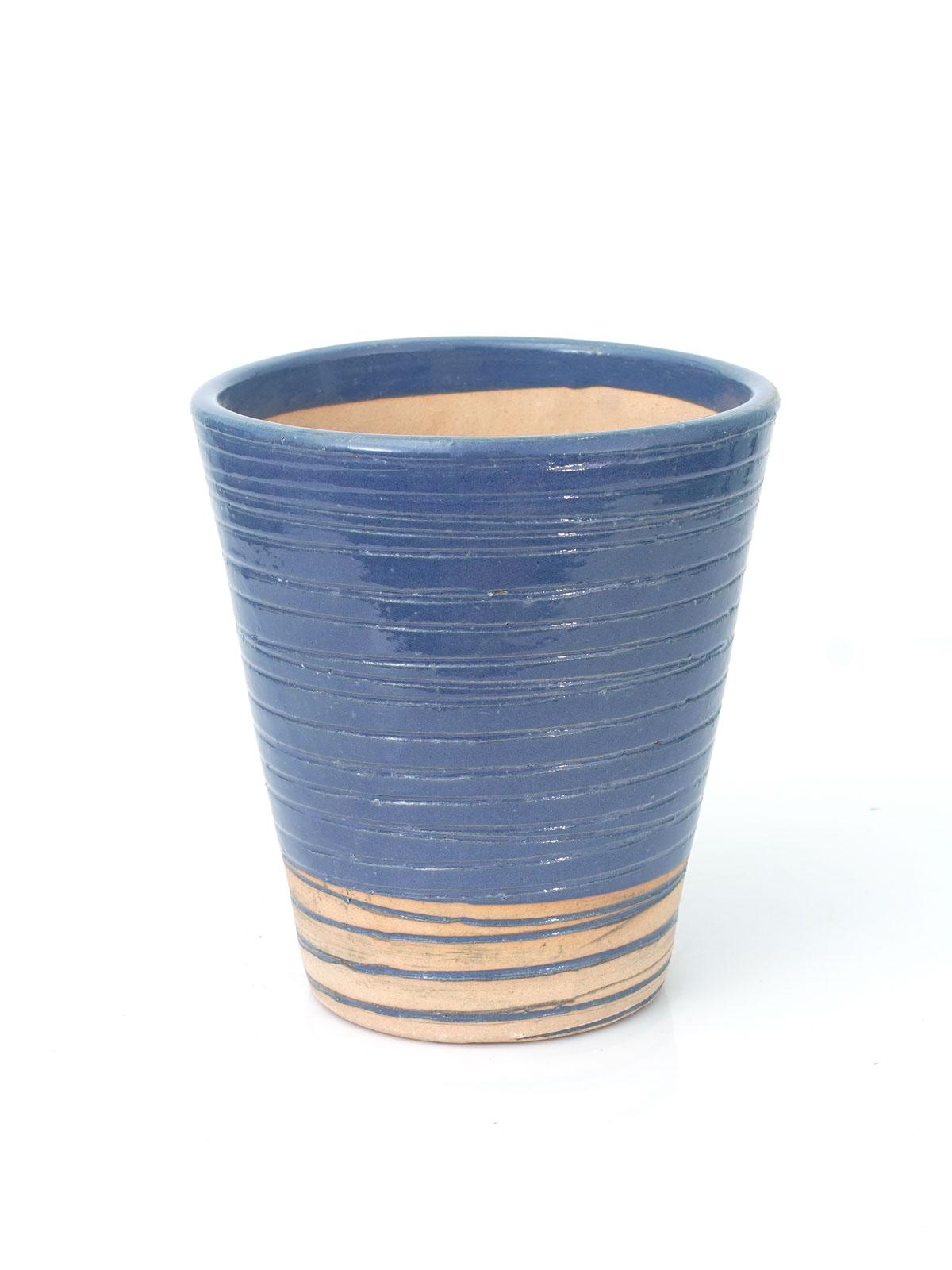 Sicilia  Aquablue 07H(38x26) Pots & Vases