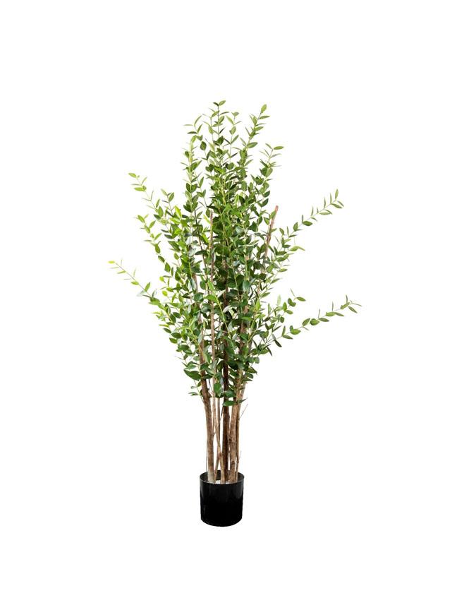 Meucalyptus Tree Small Artificial Plants