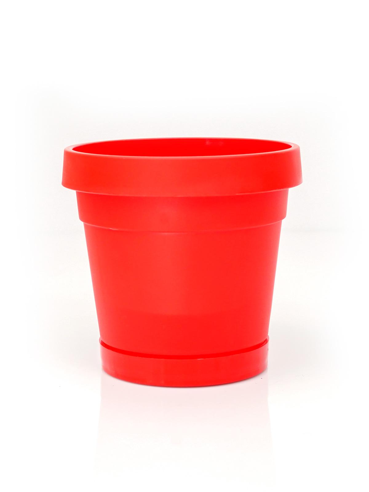 Flower Pot Red Pots & Vases
