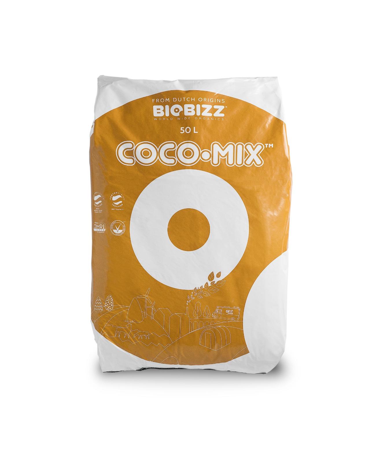 Organic CoCo Mix 50L مبيدات سماد التربة