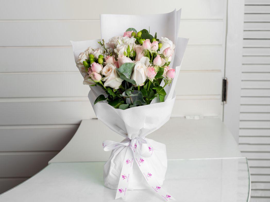 بوكيه أميرتي باقة زهور