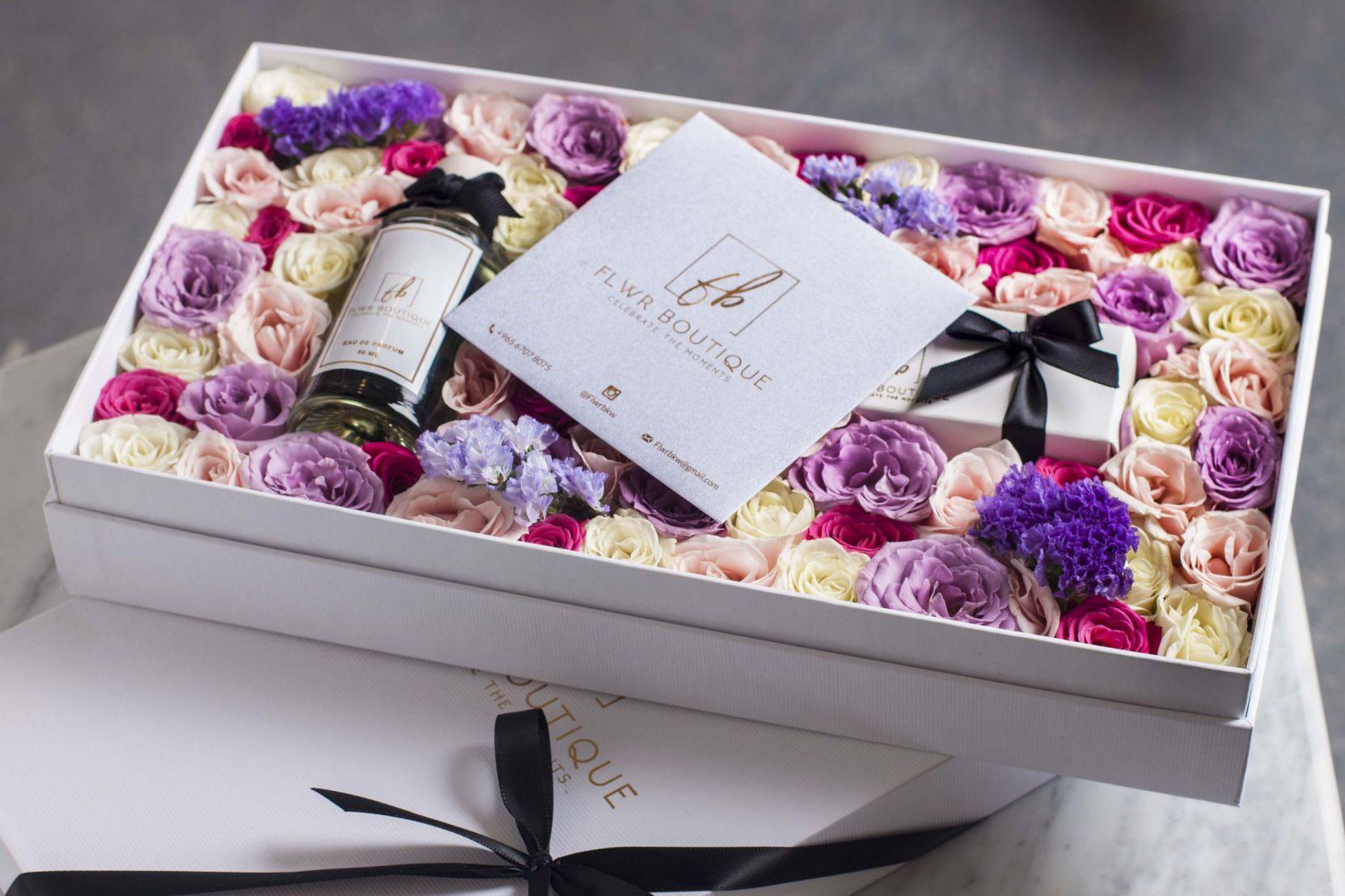 Box of joy - purple Combo Pack
