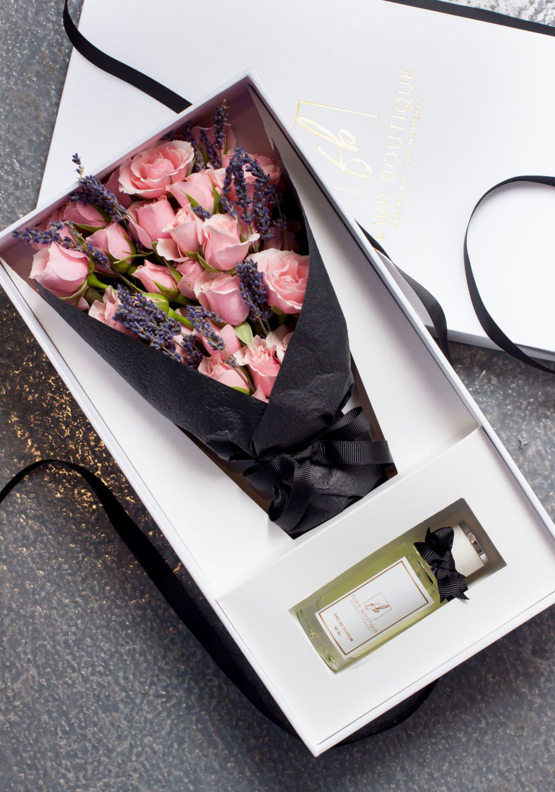 The Scent Of Love Box - Pink  'Combo Pack'