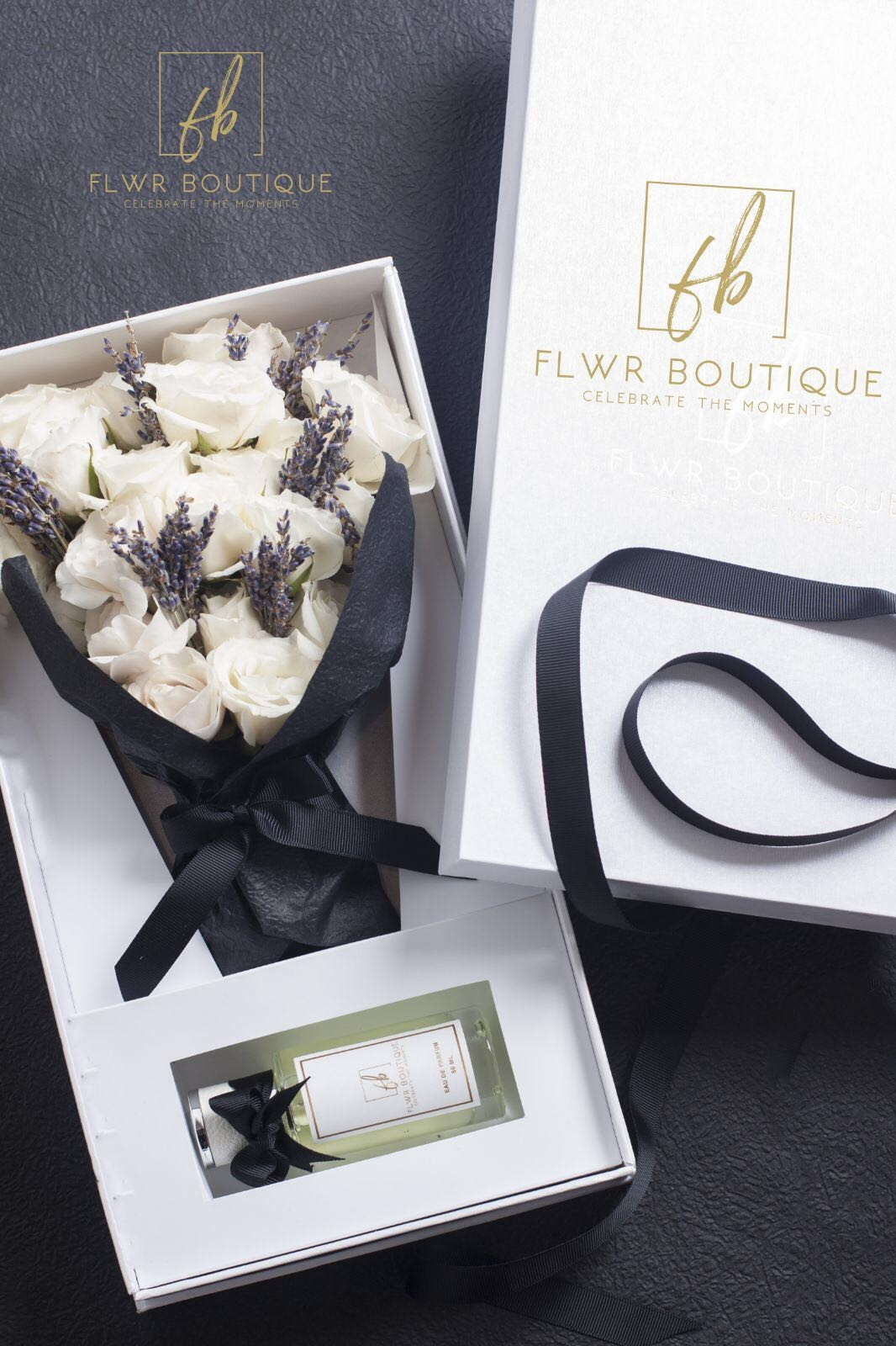 The Scent Of Love Box - White  'Combo Pack'