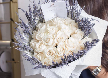 Purity love Bouquets
