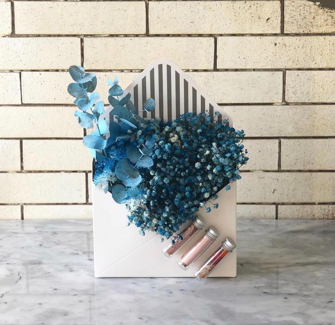 Letter 'Bouquets'